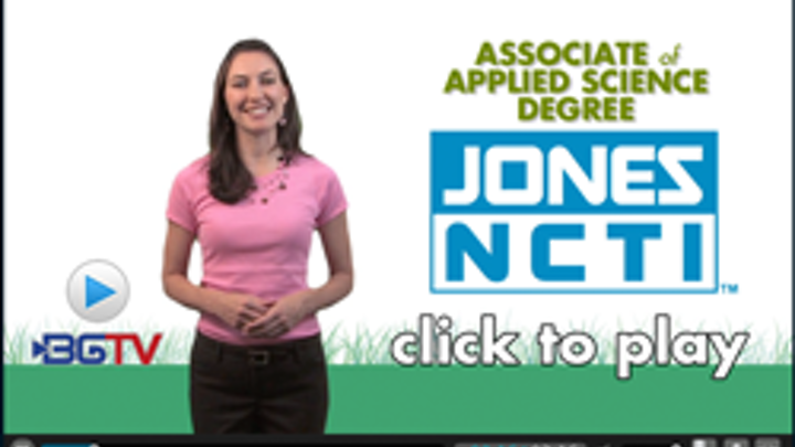 Jones Degree Ad