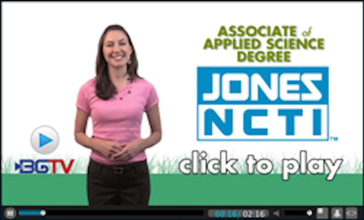 Jones Degree Ad