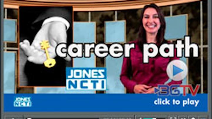 Screen Shot Career Path Ad