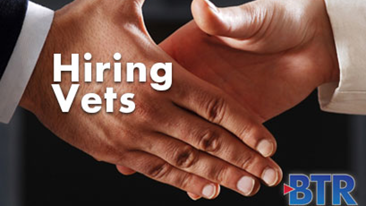Hiring Military Veterans: Comcast's Looking for a Few Good Vets