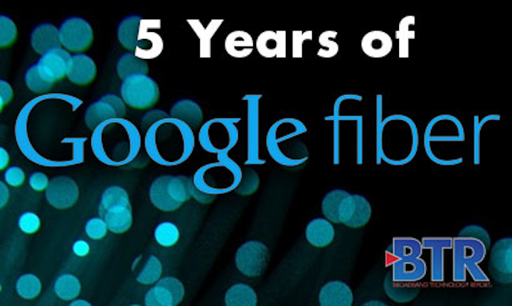 5 Years of Google Fiber: A Higher Bar for Everyone