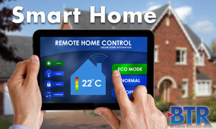 Smart home on the rise