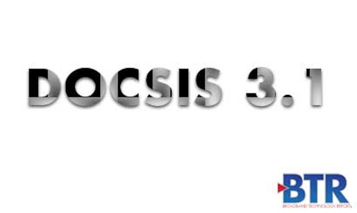 Progress report: Full Duplex DOCSIS 3.1