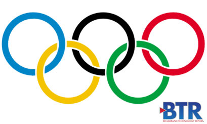 Behind the podium: Tech support for Olympic gold