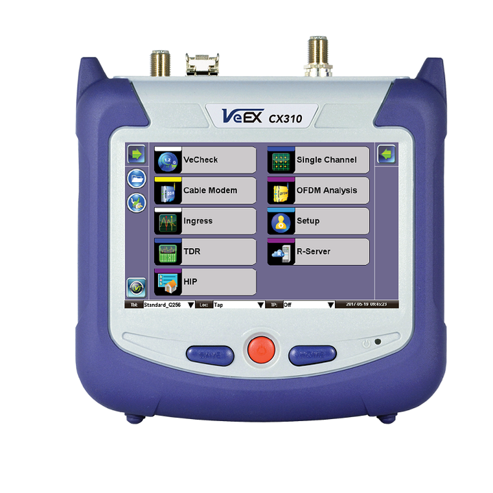 Dtr17 Cx310 Veex Inc