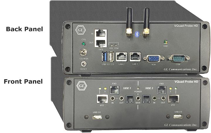 Dtr17 Vquad Probe Hd Gl Communications