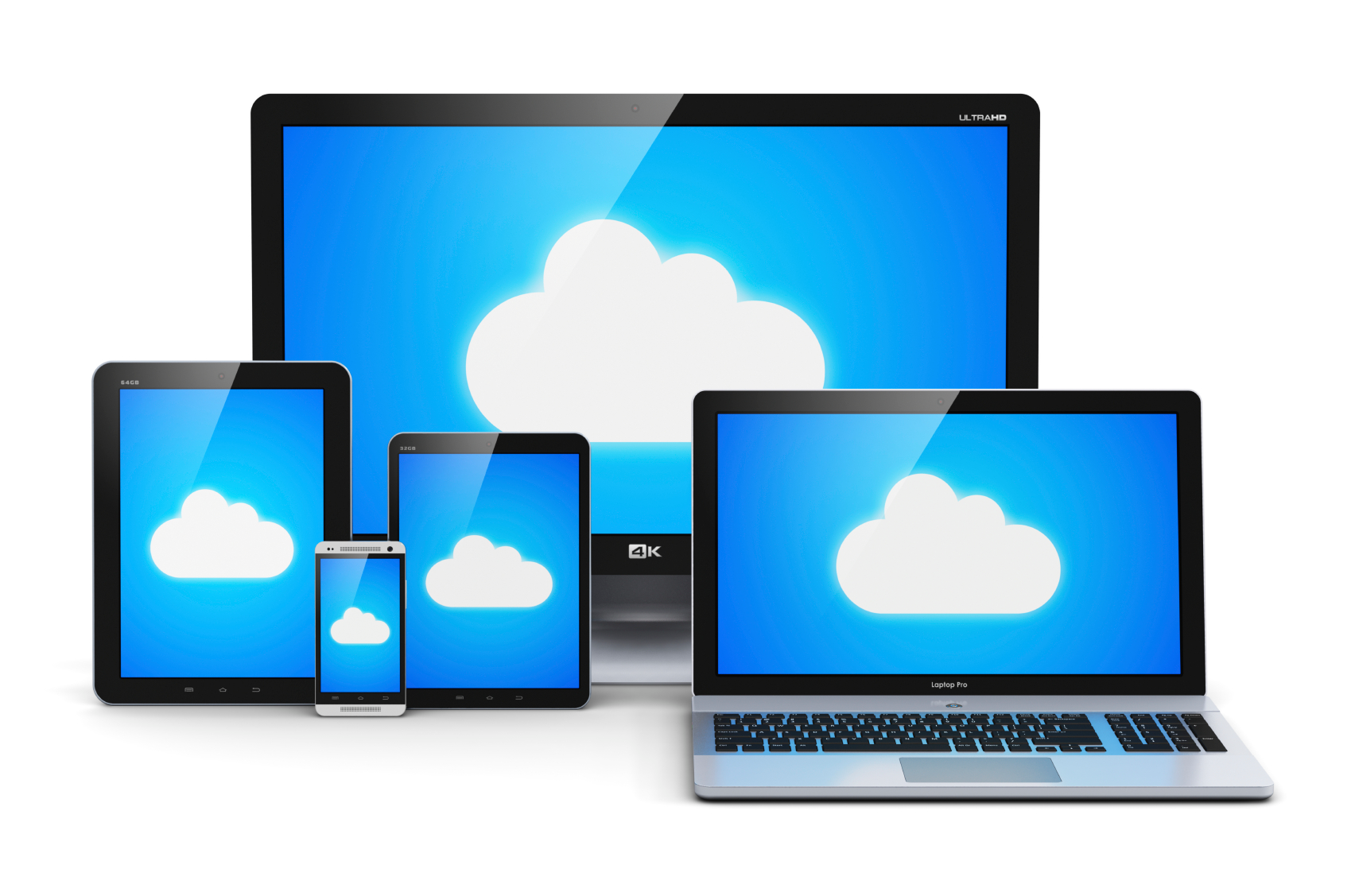 Btr Cloud Multiscreen