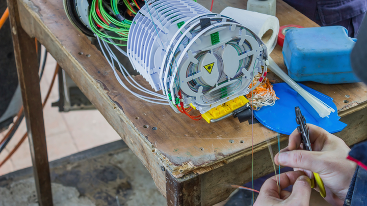 Btr Fiber Cable Installation