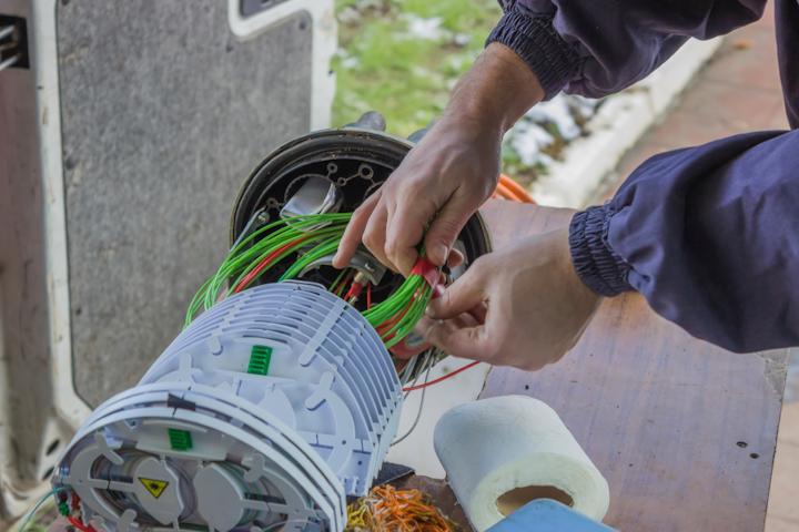 Btr Fiber Connection
